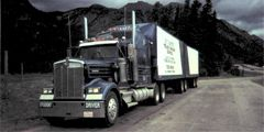 Неделя за рулем грузовика – в числе самых экзотических видов отдыха