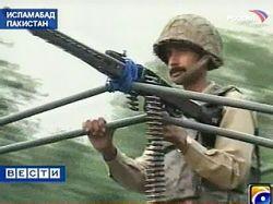 Пакистанская армия штурмует базы мятежников в долине Сват