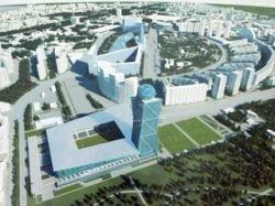 В Москве началось строительство футбольного стадиона ЦСКА