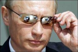 Владимиру Путину показали в Химках космическую потемкинскую деревню