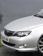 Тест-драйв Subaru Impreza-2008