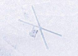 Тайны Антарктиды. По снимкам из космоса ученые составили подробную карту шестого материка. И обнаружили на нем необычные объекты