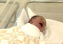 В Москве в коробке из-под телевизора нашли новорожденного