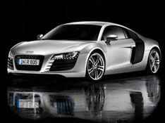 Плейбои выбирают купе Audi R8