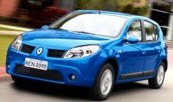 Продолжение серии Logan - новый хетчбек Renault Sandero 2008
