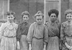 Фото начала 20 века: Детский труд в США (фото)