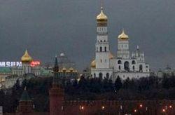 """В центре Москвы 7 \""""падающих\"""" башен. Среди них и кремлевские"""