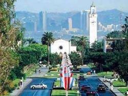 В Лос-Анджелесе арестован угрожавший устроить стрельбу в кампусе студент