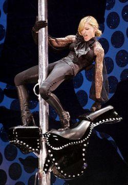 Мадонна против возрастной дискриминации
