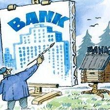 Конкуренция банков в России переходит в нетрадиционные формы, например, в качество обслуживания