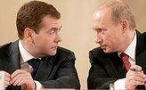 Владимир Путин: «Вообще-то у меня идея была насчет Димы другая»