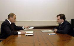 Почему Владимир Путин выбрал Дмитрия Медведева