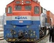 Между Северной и Южной Кореями восстановлено регулярное железнодорожное сообщение