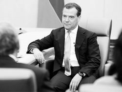 Медведев: о нулевом промилле и переводе стрелок