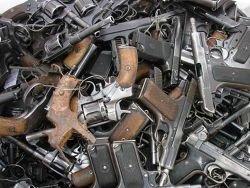 ФСБ задержала торговцев оружием