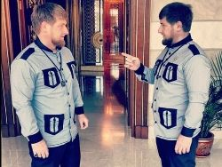 Астахов: двойник Кадырова настоящий