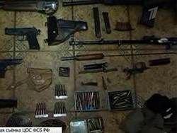 В России ликвидирована крупная банда торговцев оружием