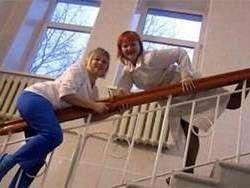 Пермские медсестры провели скандальную фотосессию в реанимации