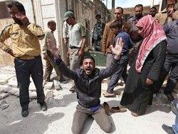 Кто совершает военные преступления в Сирии?