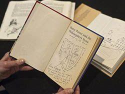 Первый Гарри Потер был продан за 228000 долларов