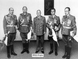 """Западные немцы тесно сотрудничали со """"Штази"""""""