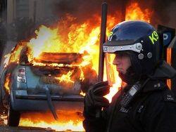 Лондон: убийство военного привело к уличным беспорядкам