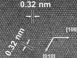 Разработан метод получения одноатомной микроэлектроники