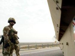 Британия: военным запретили носить форму в общественных местах