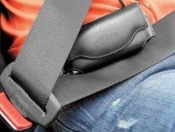 Ремнями безопасности пользуются 78% водителей в РФ