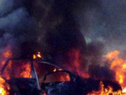 Новость на Newsland: В Дагестане взорвали автобус с пограничниками: 2 ранены