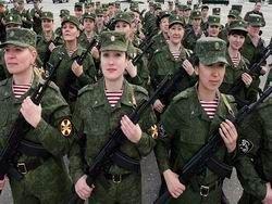Новость на Newsland: В прорыв идут девичьи батальоны
