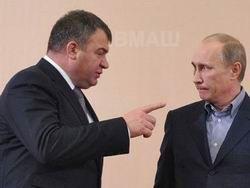 Новость на Newsland: За Сердюковым и Пузиковым заметают следы