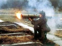 Новость на Newsland: Минобороны заказало новую модификацию огнемета