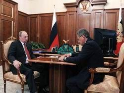 Новость на Newsland: Путин и Шойгу обсудили итоги проверок боеготовности ВС