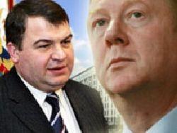 """Анатолий Сердюков осваивает """"Роснано"""""""