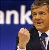 Глава Deutsche Bank Йозеф Аккерман не хочет быть гендиректором Citigroup