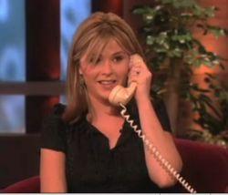 Джена Буш (Jenna Bush) позвонила родителям во время записи ТВ-шоу (видео)