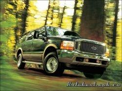 Ford отзывает свыше миллиона внедорожников Ford Excursion и пикапов Ford F-450 Super Duty