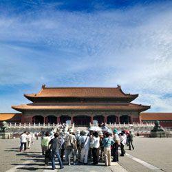В Пекине началась предполимпийская лихорадка