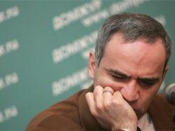 Сторонники Гарри Каспарова опаздывают с выдвижением в кандидаты в президенты. Они ищут помещение