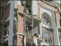 Взрывы в Алжире: десятки погибших