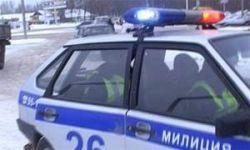 Милиционер избил водителя, врезавшегося в машину его жены