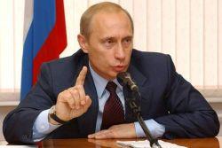 Владимир Путин считает правильной налоговую политику РФ и против ее глобальной коррекции