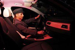 В Турции для гламурных девушек появилось новое розовое такси Pudracar