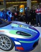 В России создана команда для участия в чемпионате Ferrari Challenge