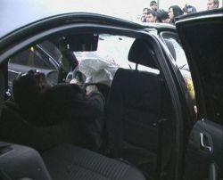 В ДТП разбилась свадьба (фото)