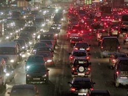 Количество пробок увеличится: столичные улицы встанут уже из-за общественного транспорта