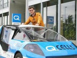 Швейцарец Луис Пальмер отправился в кругосветное путешествие на сверхлегком автомобиле, работающим от солнечных батарей