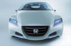 Honda CR-Z - будущее CRX или отдельный полет?