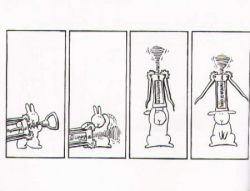 Способы самоубийства кроликов (фото)
